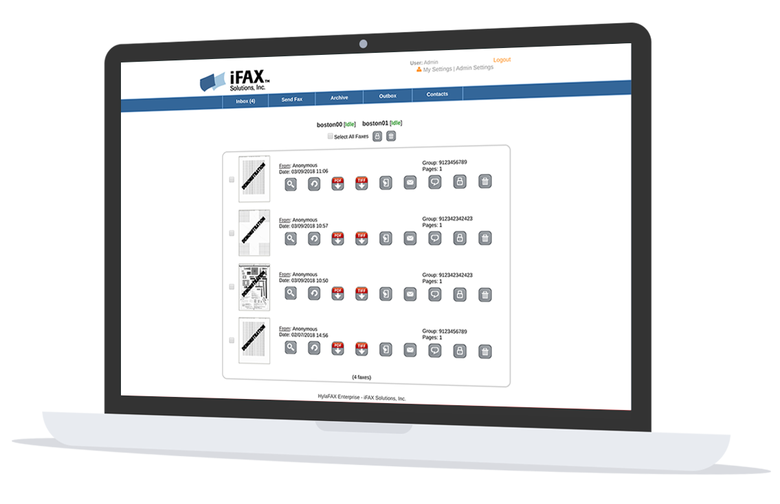 iFAX Solutions | Your Fax Solution Provider for Software and